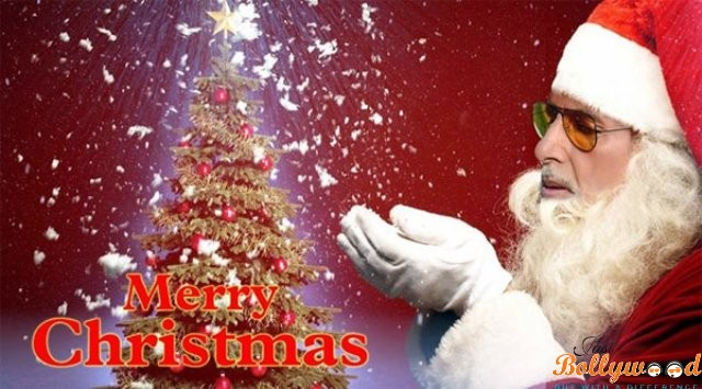 Photo of Bollywood Wishes Merry Christmas