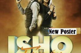 Catch the Brand new 1st poster of Ishq Forever