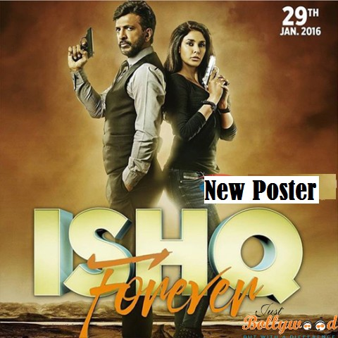 Photo of Catch the Brand new 1st poster of Ishq Forever