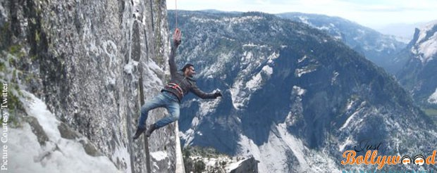 Photo of Catch the first look of Ajay Devgn in his upcoming movie Shivaay