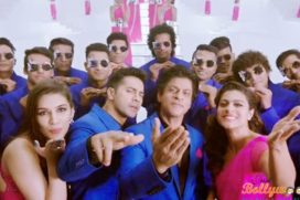 Tukur Tukur Its Party Time to Get Exploded on the Floor with Dilwale