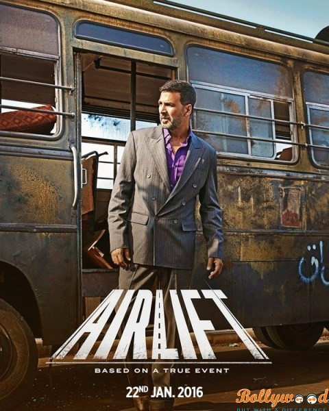 Photo of Catch the new poster of Akshay Kumar starrer Airlift