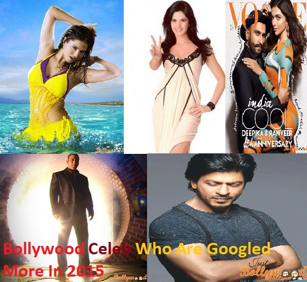 Bollywood Celeb Who Are Googled More In 2015
