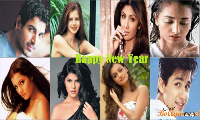 Photo of Bollywood Stars Wishes Happy New Year