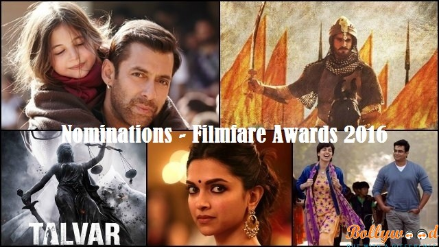 Photo of Filmfare Awards 2016 Nominations – Complete List