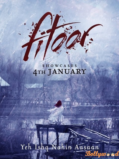 Fitoor-second poster
