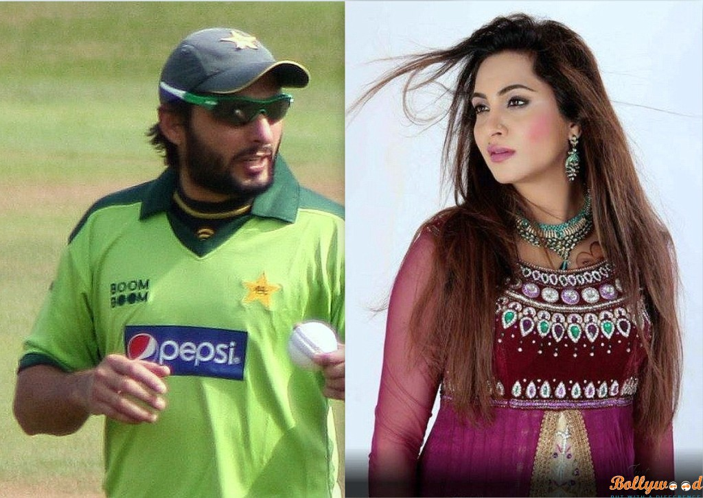 I always respect others says Afridi as Arshi Khan defends him
