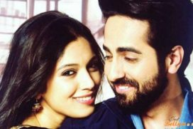Catch First Look of Ayushmann & Bhumi in their upcoming film 'Manmarziyaan'