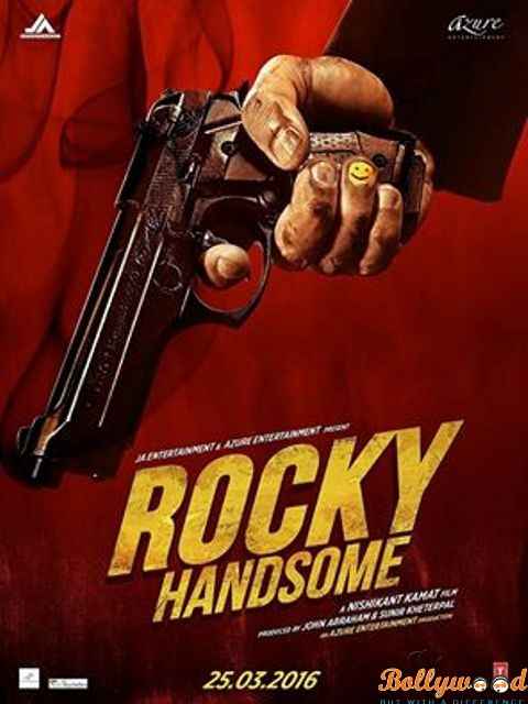 Photo of Catch the Teaser Poster of Rocky Handsome