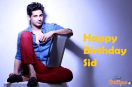 Happy Birthday Siddharth- The Ek Villain Hero Turns 31 today