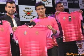 Sourav Ganguly of Libra Legends the finest captain in the world