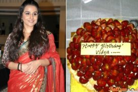 It's a Big Day for Vidya Balan as she Turns 37 Today