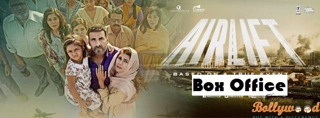 airlift 1st box office report