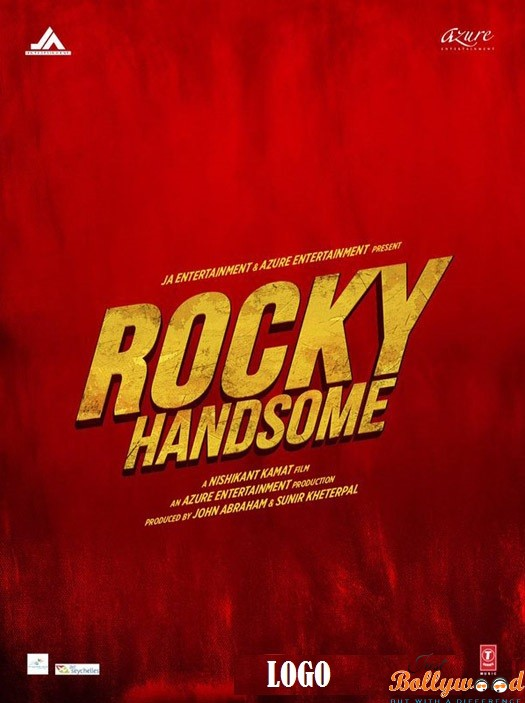 Photo of Catch the Logo Of John Abraham Starrer film – Rocky Handsome