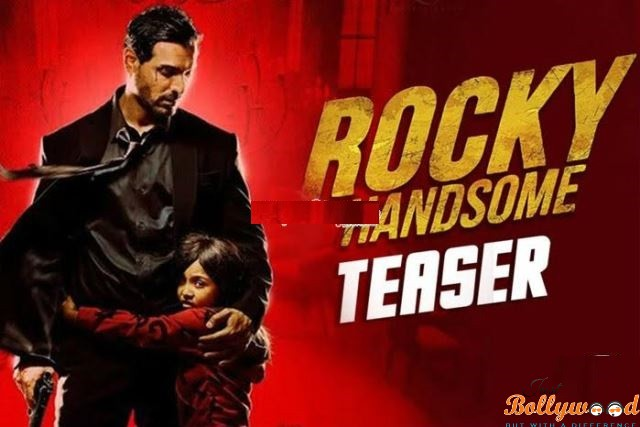 Photo of Catch the Rocky Handsome Teaser