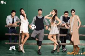Catch the First Look Poster of Housefull 3