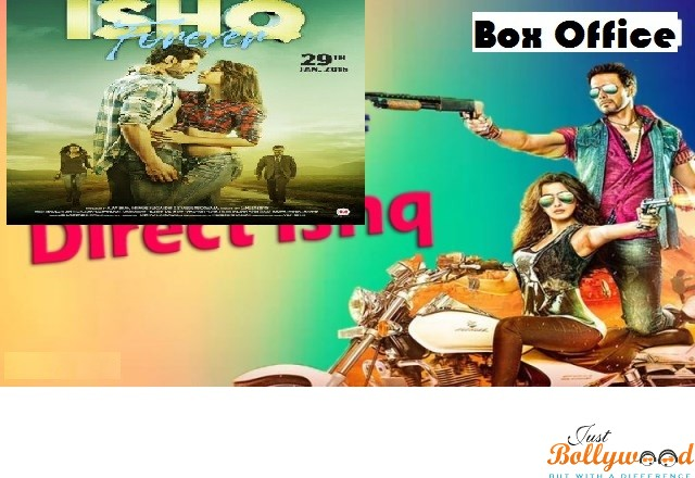 Direct-Ishq-Hindi-Movie 1st weekend box office collection
