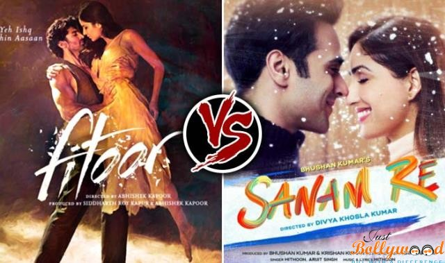 Fitoor and Sanam Re - Box Office Prediction