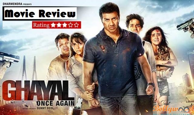 ghayal once again � movie review