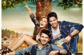 Catch the second poster of Kapoor & Sons