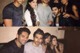 Karan Khandelwal have a bday blast with telly team
