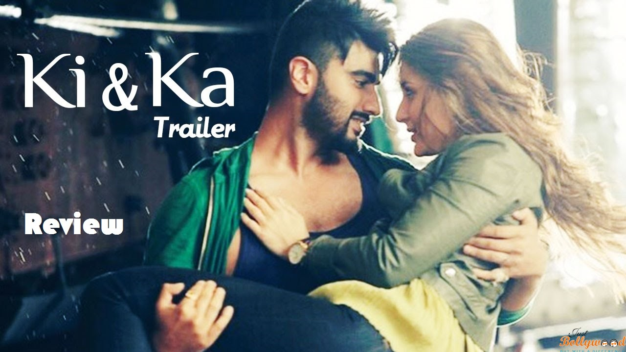 Ki and Ka Trailer Review