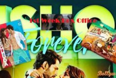 Loveshhuda, Ishq Forever & Direct Ishq – 1st Week Box Office Report