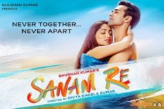 Sanam Re Review : Average performance, flawed script and poor direction