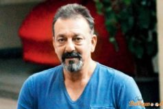 Sanjay Dutt Spotted on the sets of Ranveer-Deepika's Padmavati, what was he doing there?