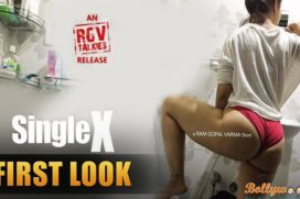 Single X First Look: Ram Gopal Verma Exploded with Bold Scenes Like Never Before!