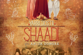 Yarri Dostii Shaadi with Anita Dongre launches on NDTV Good Times