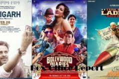 Tere Bin Laden, Aligarh and Bollywood Diaries 1st Day Box Office Report