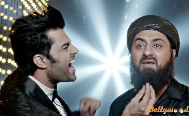 Photo of Itemwaale Track from Tere Bin Laden: Catch Crazy Manish in the Song