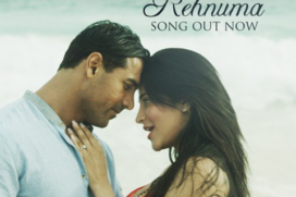 Catch a romantic song of 'Rehnuma' From Rocky Handsome