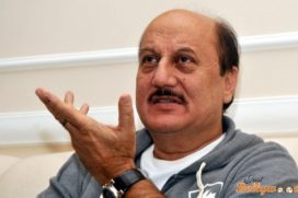 "Anupam Kher Paid for Candid Talks over JNU: Refused to Screen ""Buddha in a Traffic"""