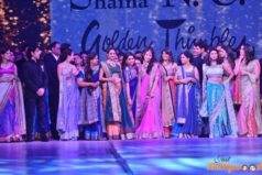 Dr. Sunita Dube, Shabana Azmi, Manisha Koirala walks for Cancer fundraising Event