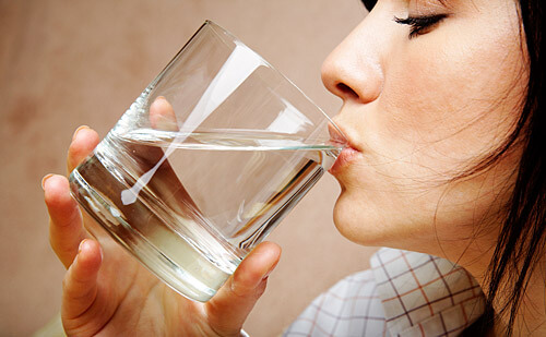 Get an Edge to your Health with One Extra Glass of Water