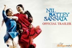 Catch the official trailer of Nil Battey Sannata