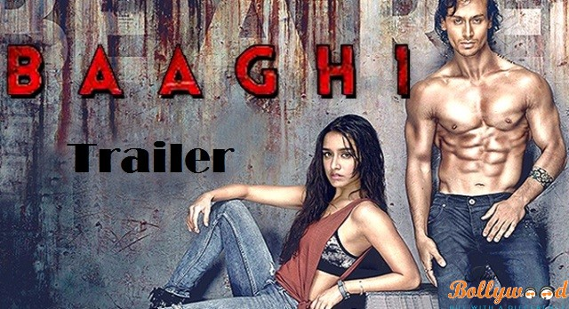 baaghi trailer released