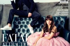 Catch Alia Bhatt & Fawad Khan Spicing Up Over The Filmfare Cover Page