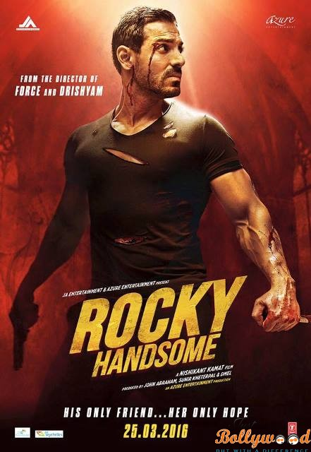 Photo of Catch a brand new Poster of Rocky Handsome