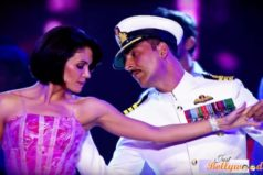 Catch Akki Perfoming on Rustom Title Song