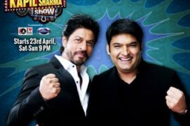 Catch Promotional Poster of Kapil Sharma Show at Sony TV