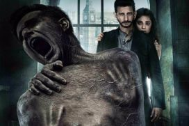Catch the Spine Chilling 2nd Poster Of 1920 London