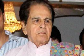 Humbled at receiving the Living Legend Lifetime Award: Dilip Kumar