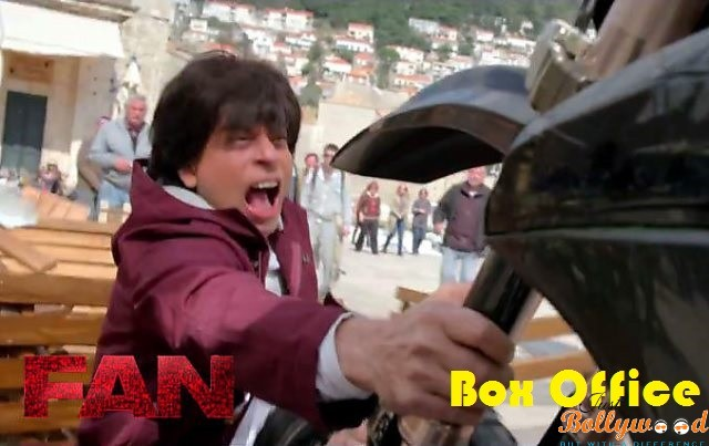 Fan 1st Week Box Office Report