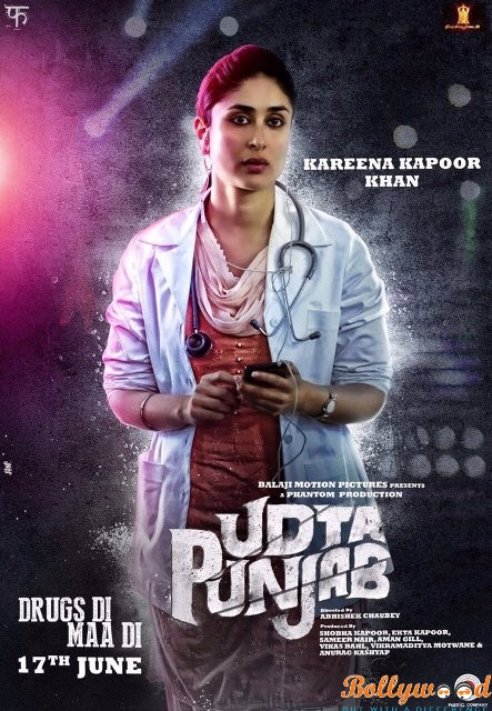 First Look from Udta Punjab