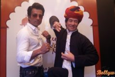 Jackie Chan Wax Figure Unveiled By Actor Sonu Sood For Nahargarh Fort Jaipur Wax Museum