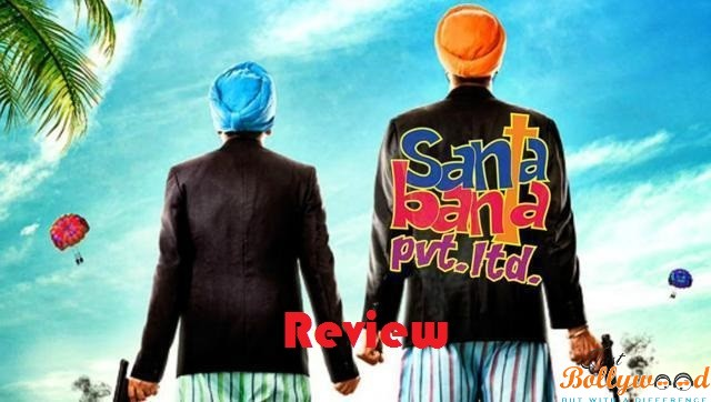 Photo of Santa Banta Pvt. Ltd Movie Review