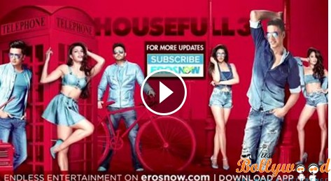 Photo of Watch ! Housefull 3 Trailer : Abhishek Bacchan Added New Flavour